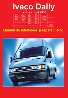 Manual de reparatie Iveco Daily